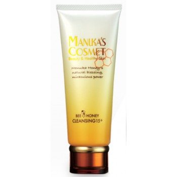 Manuka`s Cosmet Bee Honey Cleansing 15
