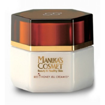 Manuka`s Cosmet Bee Honey Jell cream 15