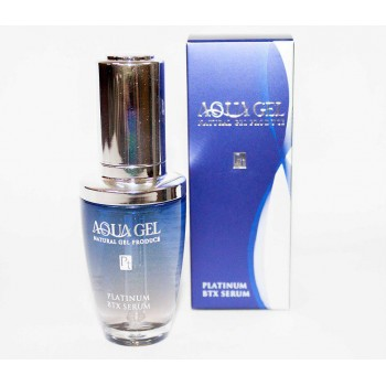 AQUA GEL PT Platinum BTX Serum
