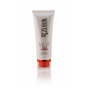 WHITZ` EX SCRUB CLEANSING