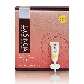 L.C.S NIGHT ESSENCE VITAMIN C
